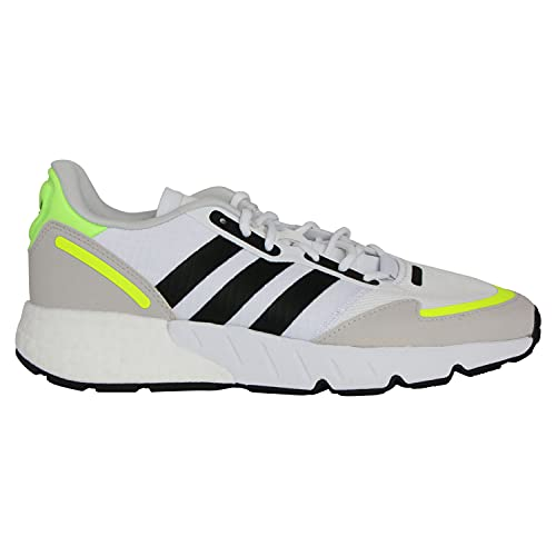 adidas Originals ZX 1K Boost - Zapatillas para hombre, color blanco, color Blanco, talla 40 EU