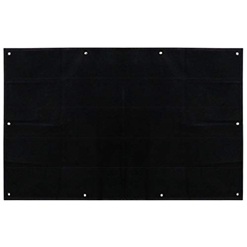 Tactical Military Patch Holder Board Hook & Loop Morale Patch Panel (108x70cm)