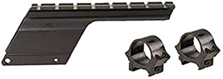 B-Square Remington 870 20 Gauge Express LT Shotgun Saddle Style Mount, Matte Black Finish