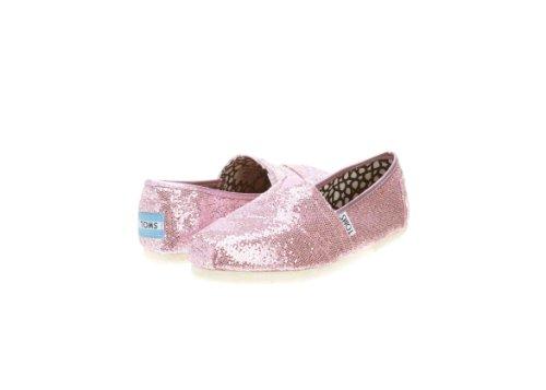 Toms Escarcha Classic Slip-en el Zapato