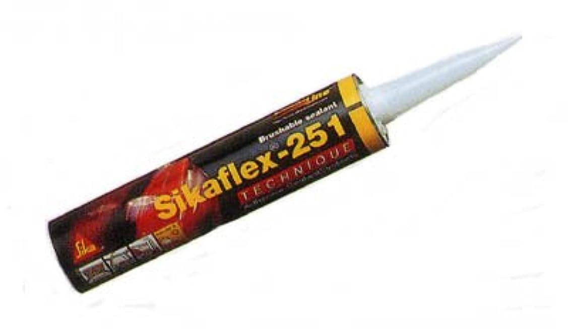 いろいろ酸化する不定シーカフレックス 251 ホワイト カートリッジ 310ml シーラー