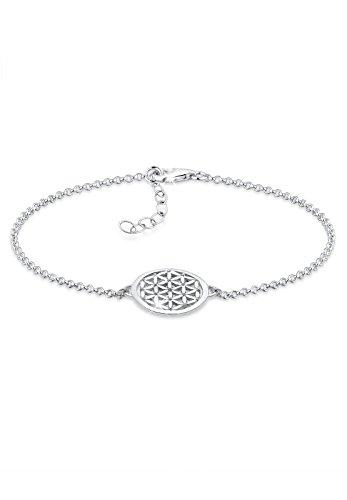 Elli Armband Lebensblume 925 Sterling Silber