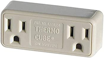 Cold Weather Thermo Cube Thermostatically Controlled Outlet