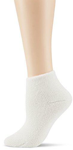 KUNERT Damen Strick Socken Homesocks Unisex Gr. 35/38 (Herstellergröße: 35/38) Elfenbein (WINTERWEISS 2030)