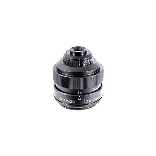Zhongyi Mitakon Creator - Objetivo para cámaras Fuji X (20 mm, F/2)