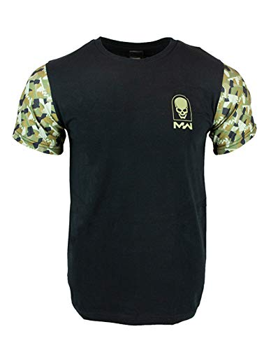 Official COD Modern Warfare Skull T-Shirt M