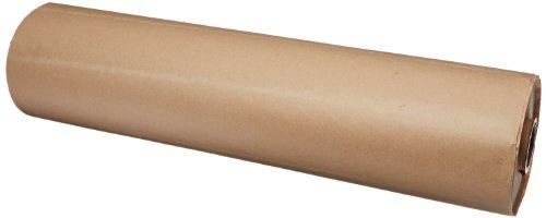 Pratt Multipurpose Kraft Paper Sheet for Packaging Wrap, KPR4036900R, 900' Length x 36' Width, Kraft