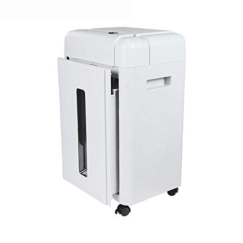 Best Bargain Shredder Durable Electric High Power File Segmented Mute High Power Shredder Mobile Sec...