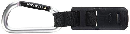 Garmin 010-11022-20 Carabiner Clip for Handheld GPS - Black, Silver