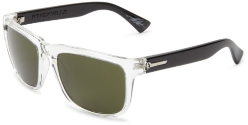 Electric Visual Knoxville Black Crystal/Grey Sunglasses