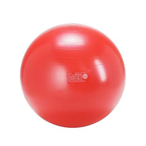 Gymnic 9528 - Gymnic Plus 55, Rosso