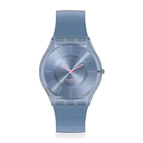 Reloj Swatch Skin Classic Bio SS08N100 Denim Blue
