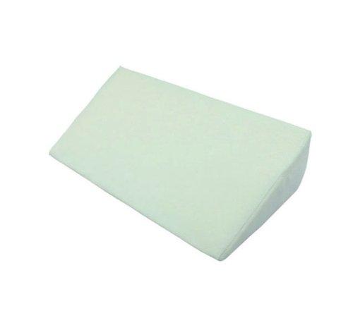 日本製 サポートクッション三角柱クッション グリーン 体位変換 体位変換枕 洗濯可能 三角枕 リハビリ 床ずれ防止 床ずれ