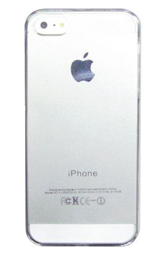 iphone5s iPhone 5s iphone5 iPhone 5 透明 クリア ケース 無地ケース デコベース カバー ジャケット スマホケース softbank au