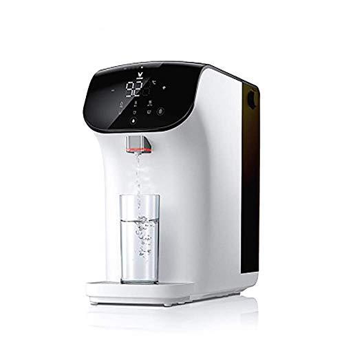 6L escritorio 1 segundo dispensador instantáneo de agua caliente instalación libre purificador de agua potable directo con 2 en 1 elemento de filtro compuesto