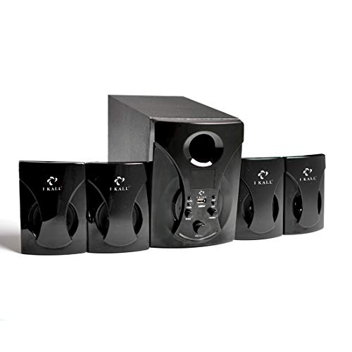 IKALL IK-404 4.1 Channel Speaker System with Bluetooth