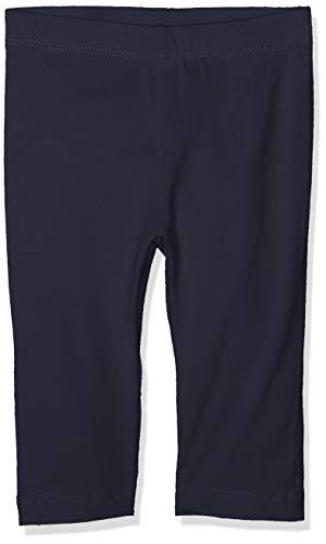 Name IT NOS Mädchen Nitvivian Capri NMT Noos Leggings Blau (Dark Sapphire), (Herstellergröße: 140)