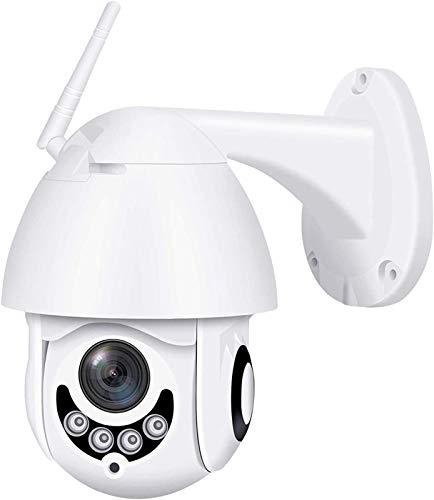 SVNA Cámara IP Domo de Velocidad PTZ inalámbrica 1080P WiFi al Aire Libre Audio bidireccional CCTV Seguridad Video Cámara de vigilancia de Red P2P