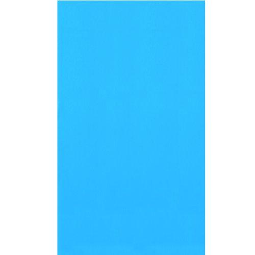 Swimline 3,6 m x 4,7 m ovale Blaue Überlappung Standard-Messgerät