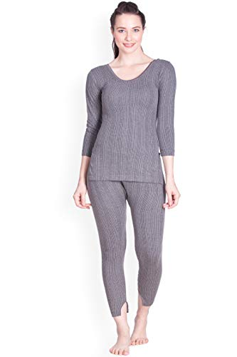 Lux Inferno Women's Plain/Solid Thermal Set...
