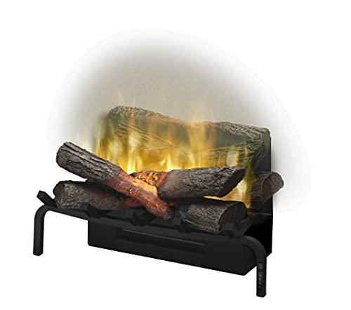 DIMPLEX Revillusion 20' Plug-In Electric Fireplace...
