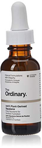 The Ordinary 100% Plant-derived Squalane serum hidratente orgánico 30ml