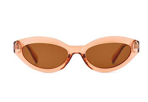 Beydodo Gafas Sol Gafas de Sol Mujer Polarizadas Retro Gafas de Sol de Mujer UV400 Gafas de Sol Lente