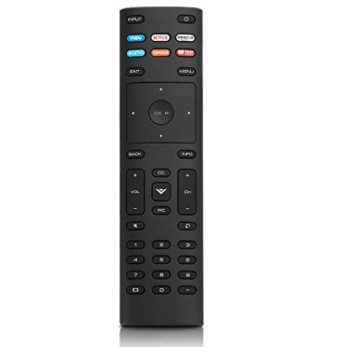 XRT136 Replace Remote Control Applicable for Vizio Smart TV M657-G0 M557-G0 PX65-G1 P659-G1 P759-G1 D60-F3