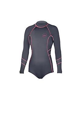 XCEL 2mm Luana Bikini Cut Back Zip Long Sleeve Springsuit