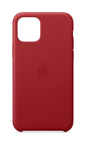 Apple Leather Case (for iPhone 11 Pro) - (Product) RED