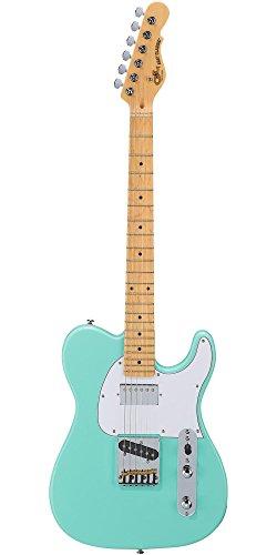 G&L Limited Edition Tribute ASAT Classic Bluesboy Electric Guitar Mint Green