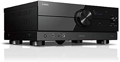 ヤマハ AVレシーバー AVENTAGE RX-A2A(B) 7.1ch Dolby Atmos DTS:X ネットワークオーディオ ハイレゾ対応 ブラック