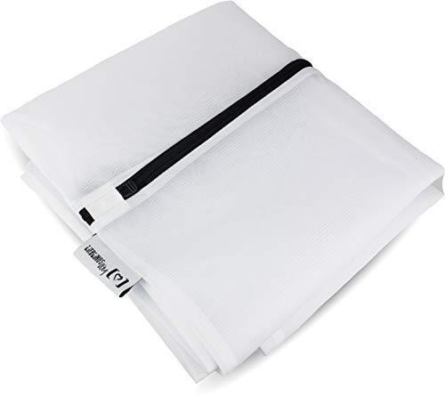 LIEBLINGS Ding Wäschenetz extra groß für Waschmaschine, 100 x 90 cm