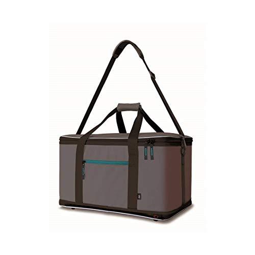 ダイワ(DAIWA) ソフトクーラーボックス(保冷バッグ) ソフトクール 4500 ダークグレイ