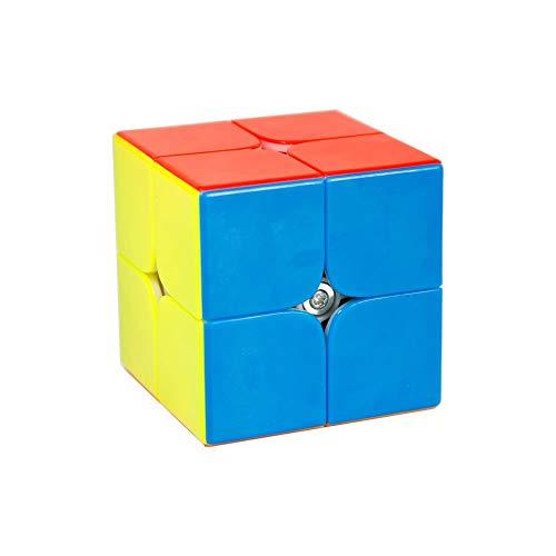 OJIN YuXin Little Magic 2x2x2 Cube Puzzle Twist Puzzle Cube Brain Training Toy (Sin Etiqueta)