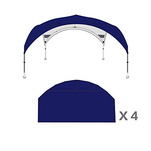 Camping Tent,Portable Pop-Up Tent, 3-4 Person,Aluminum Alloy Support Rod,Outdoor Gazebo Awning, Lightweight Family Tents For Camping With Travel