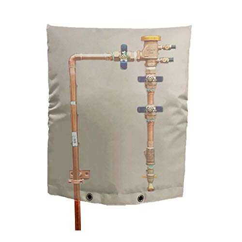 Backflow Insulated Cover, 16