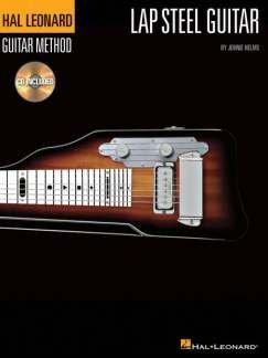 LAP STEEL GUITAR - arrangiert für Gitarre - mit Tabulator - mit CD [Noten / Sheetmusic] Komponist: HELMS JOHNIE aus der Reihe: HAL LEONARD GUITAR METHOD