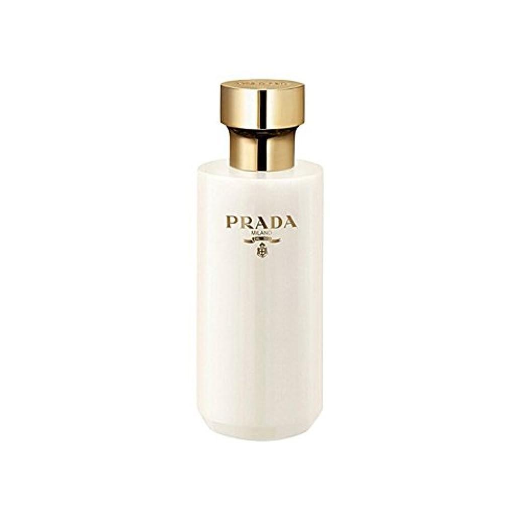 タールプライバシー降雨Prada La Femme Shower Gel 200ml - プラダラファムシャワージェル200 [並行輸入品]