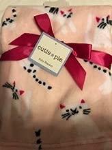 Soft & Sweet Kitty Baby Blanket