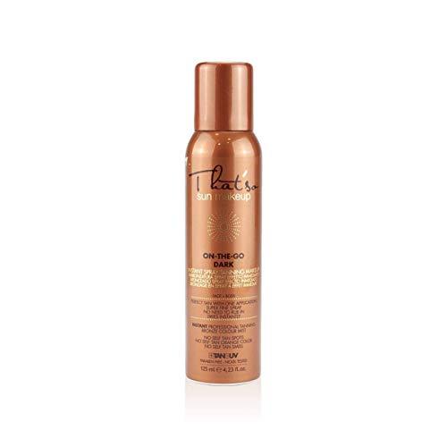 That'so Dark - Bräunungsspray - Selbstbräuner - Sun Make-up Tanning Spray 125ml