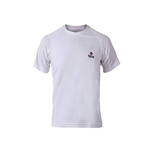 IZAS CREUS T-Shirt à Manches Courtes Homme, Turquoise, FR (Taille Fabricant : XS)