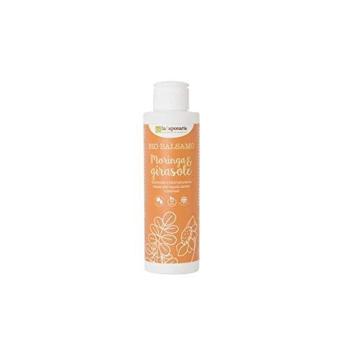 LA SAPONARIA - Balsamo Moringa & Girasole - nutriente e ristrutturante per capelli secchi e trattati...