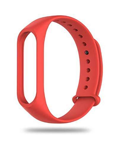 Watch Neue Männer Oder Frauen Smart Armbanduhren Blutdruck Schlaf Herzfrequenz Monitor Smart Band Armband Wasserdicht (Color : Clear, Size : with Out Box)