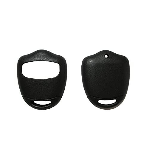 UTS-Shop Custodia per chiave a due tasti, adatta per Mitsubishi Pajero Sport ASX serie
