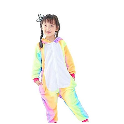 Costumi i pigiami Horse Cosplay Onesies animali peluche bambini Homewear Pigiama Ragazze