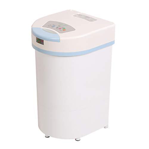 Onbekend 2-in-1 volautomatische wasmachine, mini-ondergoed, 3 wasmodi, ozonwas, hoge temperatuur koken (wascapaciteit: 0,15 kg)