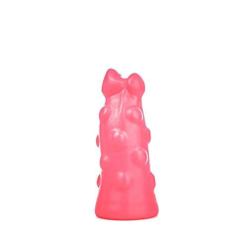 BubbleToys - PokPok - Rosa - Large XL XXL dildo penis Base: 10,7 cm Med: 8,3 cm