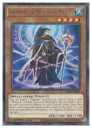 英語版(北米版) 茶 Endymion the Magistus of Mastery(R)(1st)(聖魔の大賢者エンディミオン)