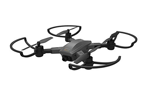 Best Price Kaiser Baas KBA15031 Trail 720p HD GPS Foldable Drone, Black